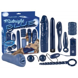 Эротический набор Midnight Blue Set